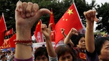 INSIGHT: Pro-Beijing rally in Hong Kong