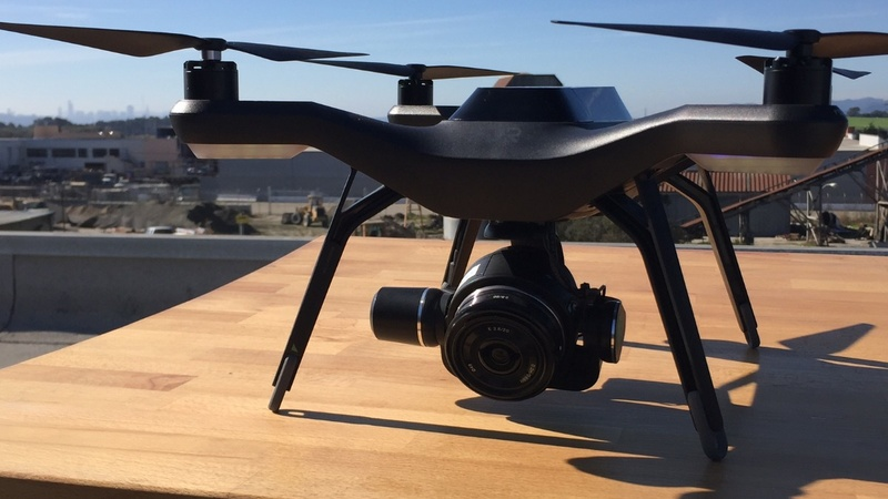 A new market beckons in the drone industry