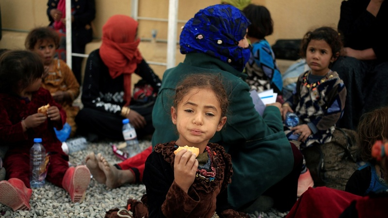 The hidden victims of ISIS: stateless children