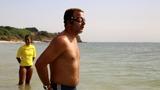 British swimmer braves sharks in Atlantic crossing