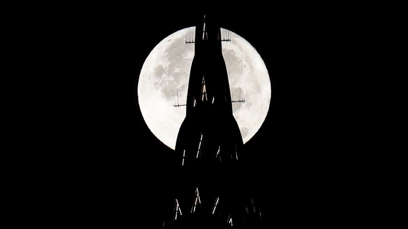 INSIGHT: Supermoon of the century