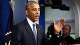 Obama works to calm Trump-wary allies