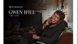 Award-winning TV news host Gwen Ifill dead at 61