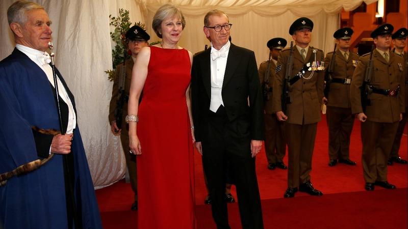 VERBATIM: May on politics after Trump, Brexit