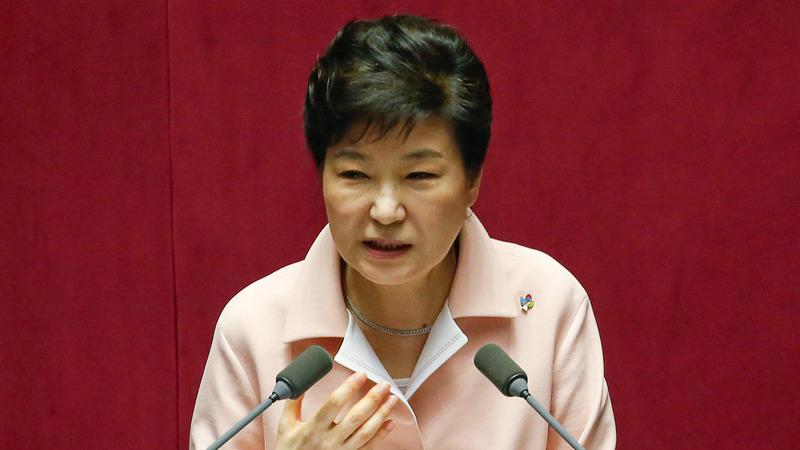 No escape for Park as S. Korea scandal intensifies