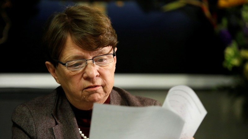 SEC Chair Mary Jo White set to step down