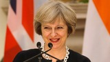 UK PM's speech evolution points to softer Brexit