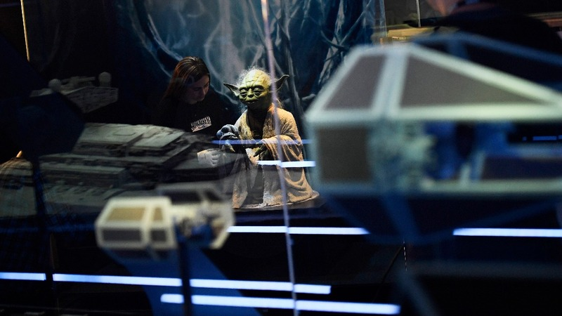 INSIGHT: The force is strong at Star Wars show