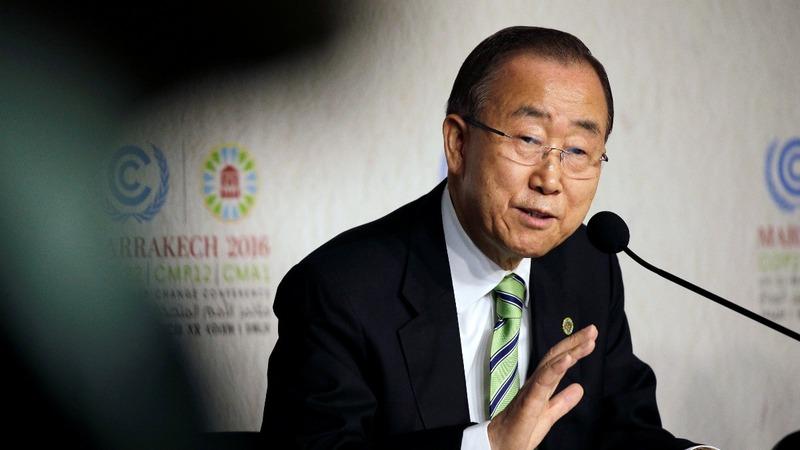 VERBATIM: UN urges Trump climate rethink