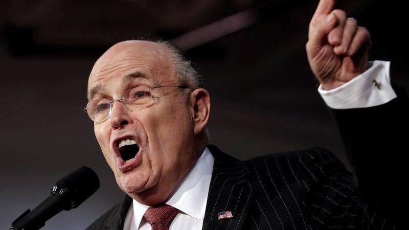 Giuliani top pick for secretary of state: source