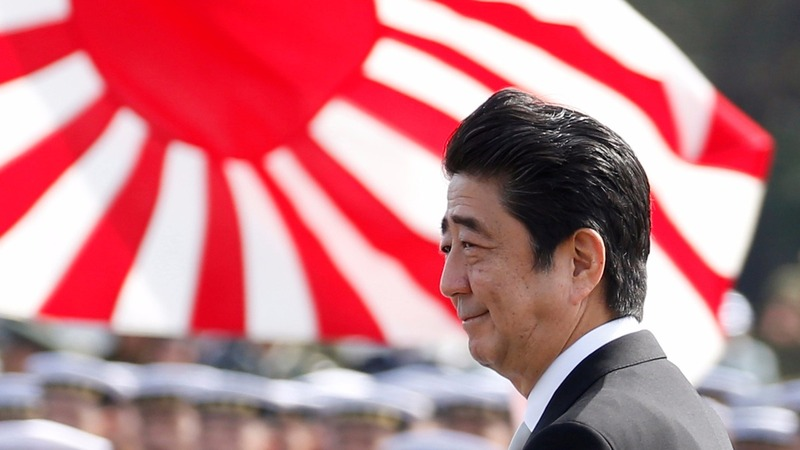 Trump to meet Shinzo Abe in diplomacy debut