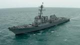 U.S. ship joins New Zealand quake relief fleet
