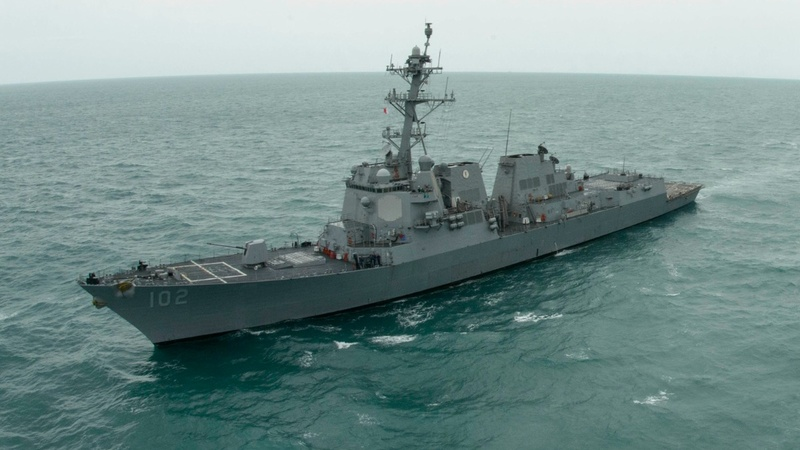 U.S. ship joins New Zealand quake relief fleet
