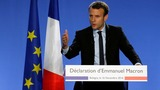 Macron fires up France's election race