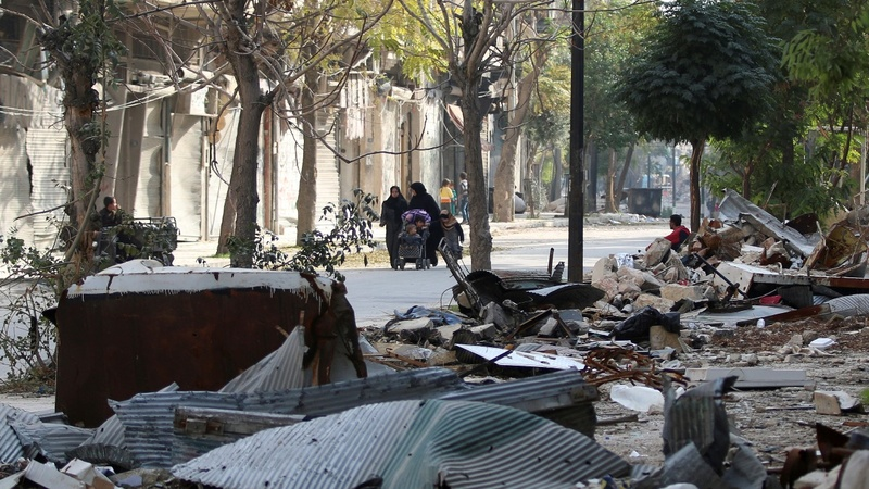 Syria's Assad 'wait and see' on Trump