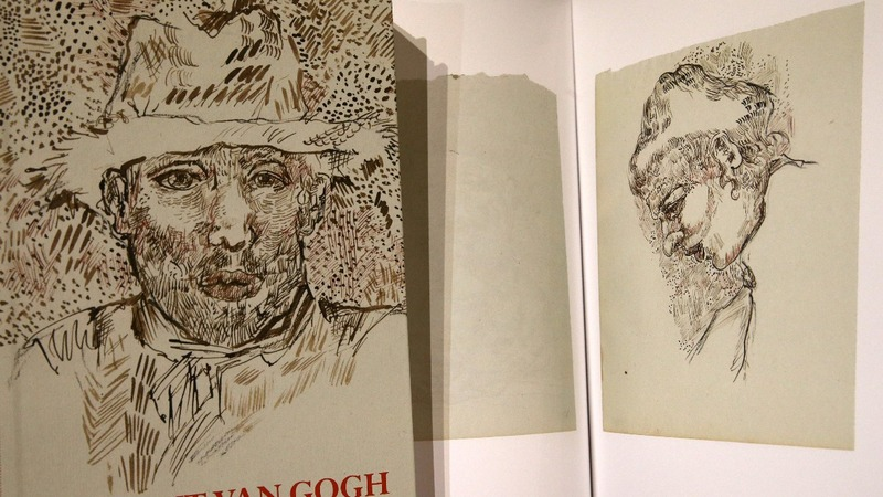 Art experts squabble over 'Van Gogh sketches'