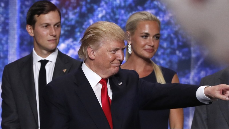 Trump's son-in-law poised to wield clout