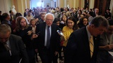The Bern gets a boost in Dem leadership