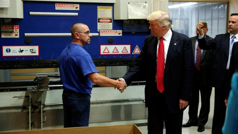 Ohio Trump voters don't want the world, just jobs