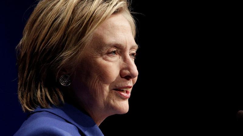 VERBATIM: Clinton gives first post-election speech