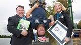 INSIGHT: Briton's record bungee dunk 'high tea'