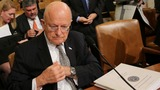 Top spy Clapper set to move on