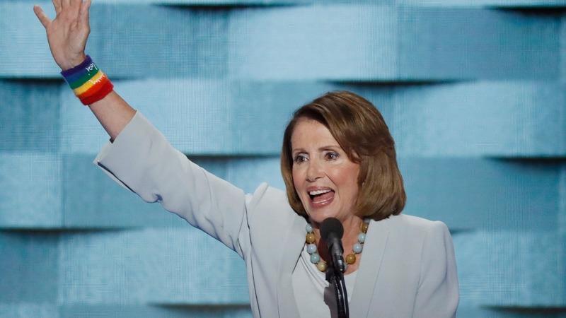 Pelosi gets a challenge for House Dem leader