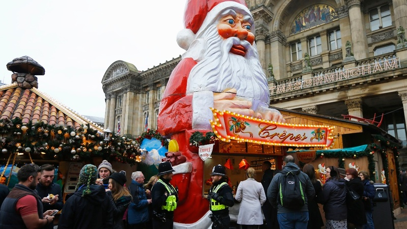Could Christmas markets shrink after Brexit?