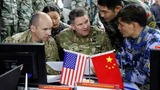 China and U.S. look past tensions with joint drill