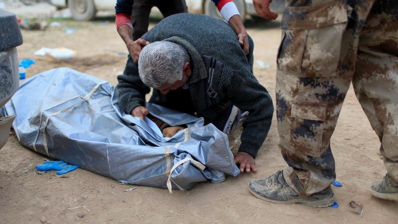Ordinary Iraqis in the crossfire