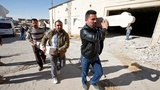 Iraqi Christians rebuild cross after Islamic State destruction