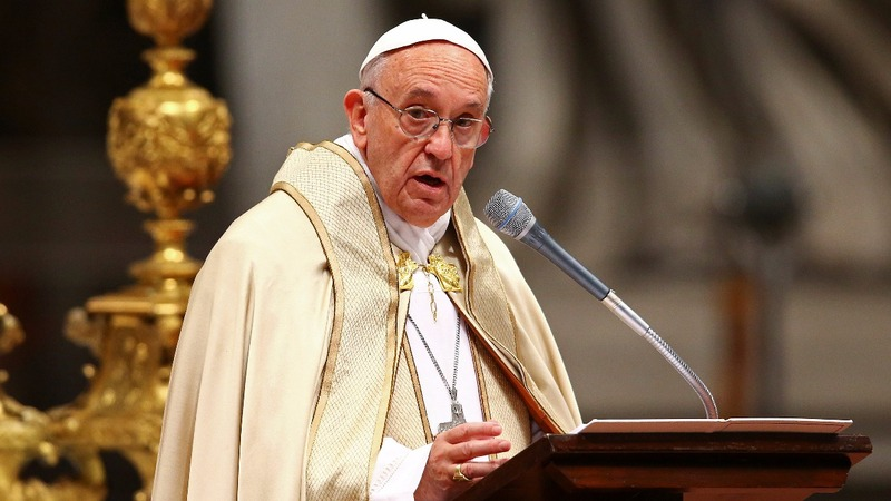 Pope Warns Against 'Epidemic of Animosity'