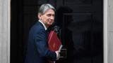 VERBATIM: A hint at Hammond's UK budget plans