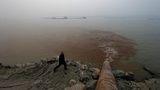 China's smog eases, but problem now is the water