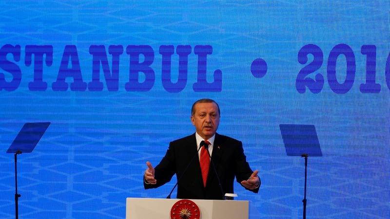 Fed up with EU, Turkey eyes Shanghai bloc