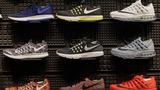Sneakers complicate Trump's anti-trade job revival plan