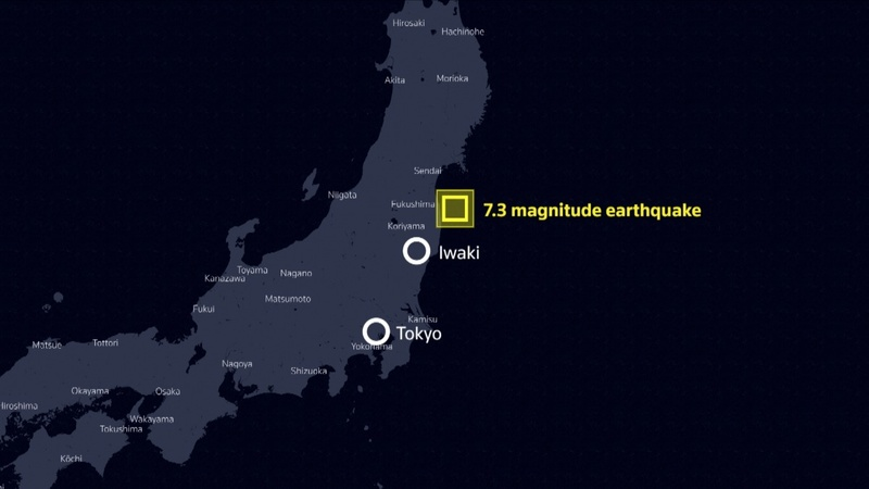 Japan hit by magnitude 7.3 earthquake, tsunami warning