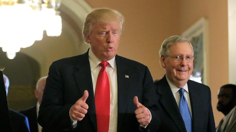 GOP rebels gain new power in Senate