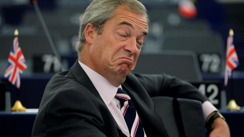 Trump: Farage would be 'great' U.S. envoy