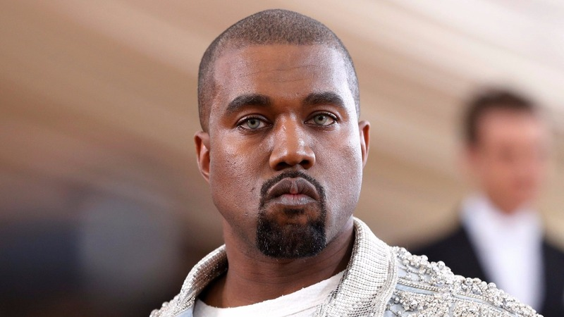Kanye West hospitalized after canceling tour