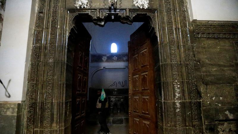 Monastery ransacked by Islamic State retaken