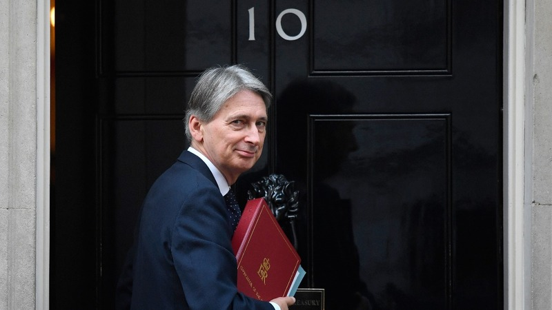 Chancellor's JAM spend for post-Brexit UK