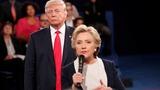 Trump backs off pledge to 'lock her up'