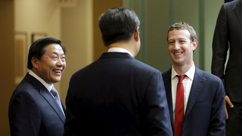 Facebook crafts censorship tool ro re-enter China: NYT