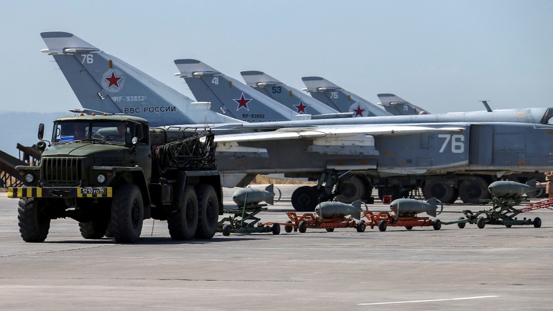 EXCLUSIVE: Russia smuggles jet fuel to Syria