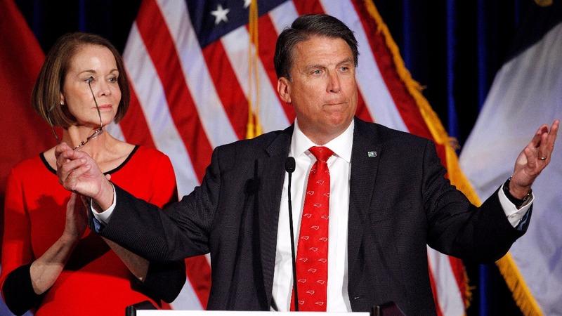 North Carolina reignites 'rigged' election claims