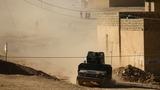 Iraqi forces surround Mosul, cut off I.S.