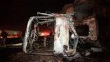I.S. Iraq truck bomb kills 100
