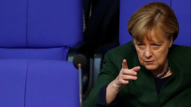 Merkel sets her sights on fake news