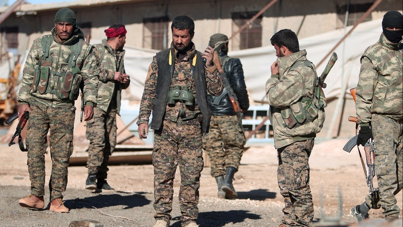 A U.S. tragedy in Syria underscores risks for Washington